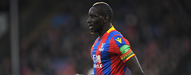 Crystal Palace ace set for spell on the sidelines