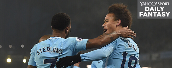 Yahoo! Fantasy Football: Goals expected when Manchester City face Bournemouth