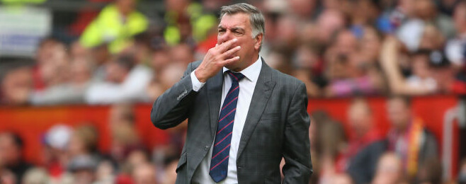 Allardyce tells Crystal Palace he wants to quit