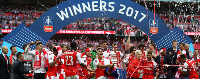 Arsenal secure record-setting 13th FA Cup