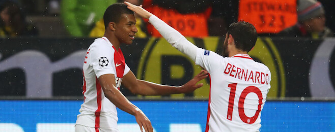 Monaco star jets into Manchester ahead of Premier League switch