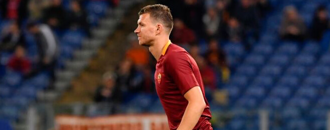 European Team of the Season: ST - Edin Dzeko (Roma)