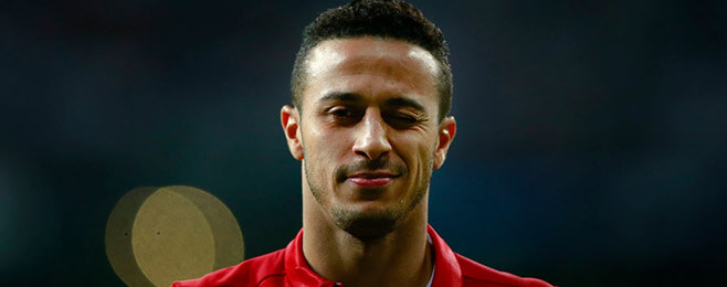 European Team of the Season: MC - Thiago Alcantara (Bayern Munich)