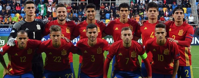 QUIZ: Can you name Spain's U21 Euro Champions of 2013?