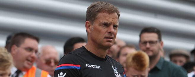 Season Preview: Is De Boer the right man for Crystal Palace?