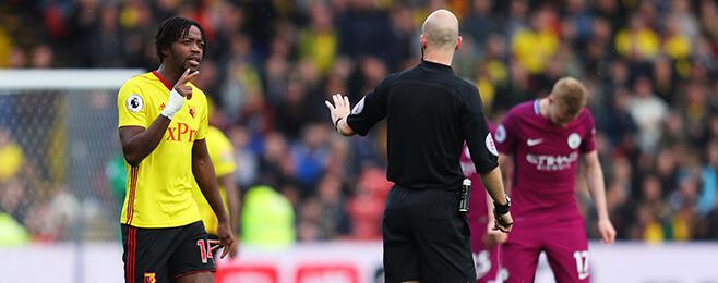 Watford midfielder to undergo knee surgery
