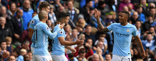 Yahoo! Fantasy Football: Rampant Manchester City to continue goal frenzy