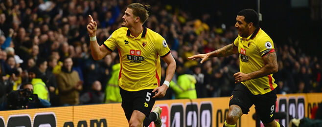 Watford defender pens new four-year contract