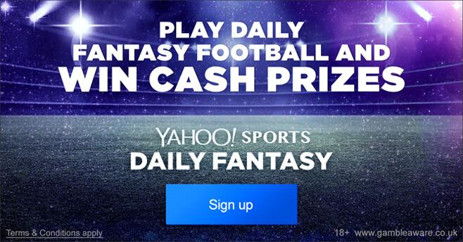 Crystal Palace sensation tops Yahoo! Fantasy Football ranking
