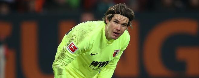 592b56a03 Borussia Dortmund land goalkeeper
