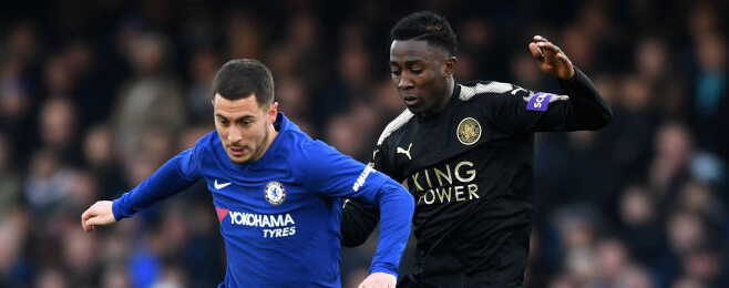 Leicester hold Chelsea who labour to fourth successive draw