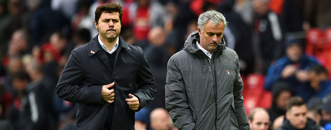 The top Tottenham-Manchester United tip in midweek treble