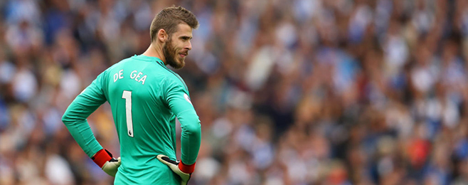 The De Gea stat that proves Manchester United have fallen behind the times