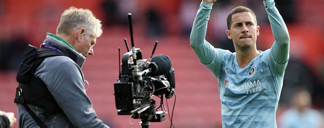 Eden Hazard tops European form rankings amidst Ballon d'Or nomination