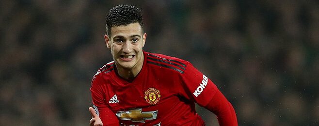 Dalot one of two Manchester United players in U21 European Team of the Week