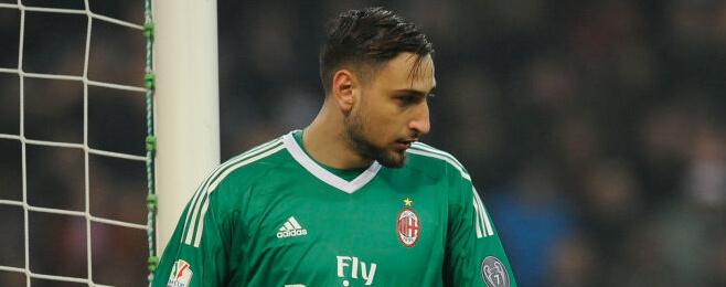 PSG consider move for AC Milan goalkeeper