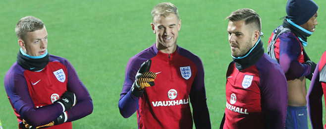 Assessing England's goalkeeper problems: Options and alternatives