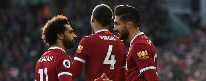 Yahoo! Fantasy Football: Liverpool flourish in top performing XI