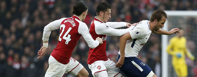 Tottenham dominate Twitter's Ultimate North London Derby XI