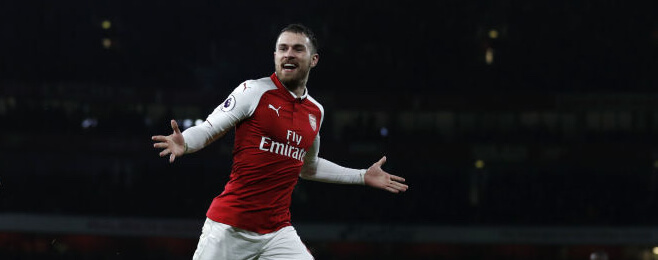 Yahoo! Fantasy Football: Arsenal's hat-trick hero the star man