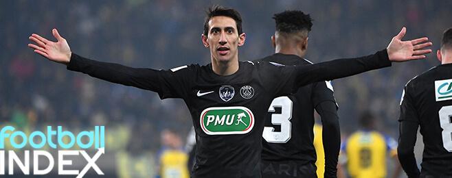 Football INDEX: Neymar's Paris Saint-Germain replacement soars in value