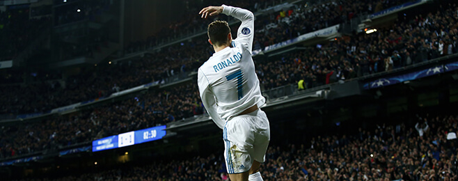 Player form rankings: Cristiano Ronaldo gunning for top spot in Europe