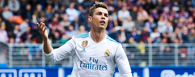 Form Rankings: Ronaldo top of the pile in Europe as goalscoring glut continues