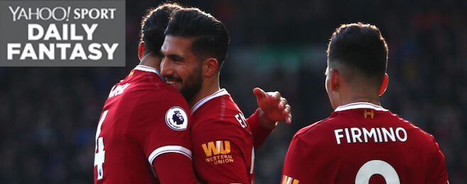 Yahoo! Fantasy Football: Liverpool to leapfrog Manchester United into second