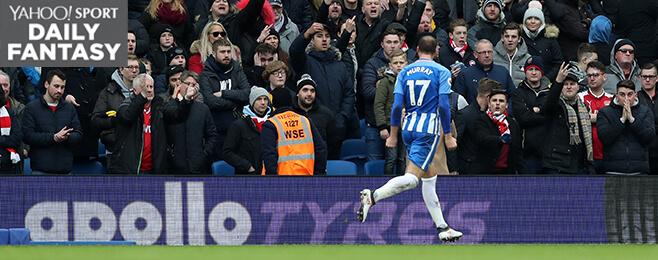 Yahoo! Fantasy Football: Brighton striker out to impress England manager