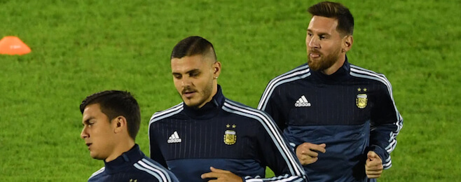 World Cup Selection Dilemma: Who should Sampaoli start up front for Argentina?