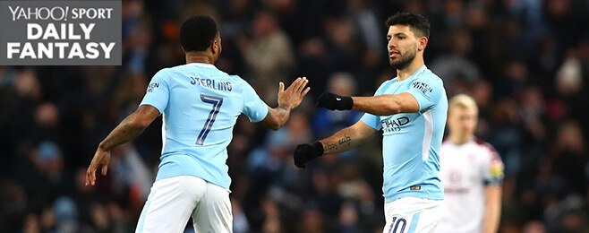 Yahoo! Fantasy Football: Manchester City to clinch title in Saturday's Manchester derby