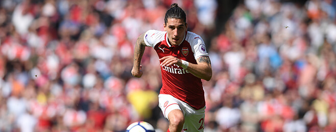 Bellerin hints at Arsenal stay