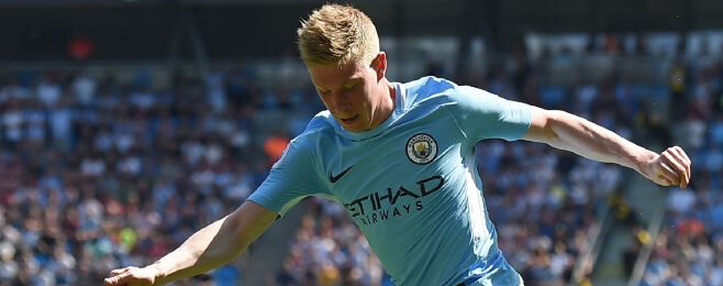 European Team of the Season: CM – Kevin De Bruyne (Manchester City)