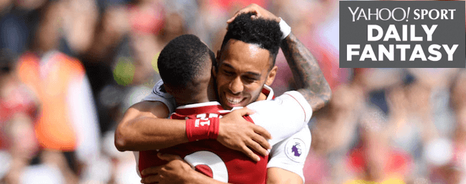 Arsenal strike pair lead the way Yahoo! Fantasy Football best XI