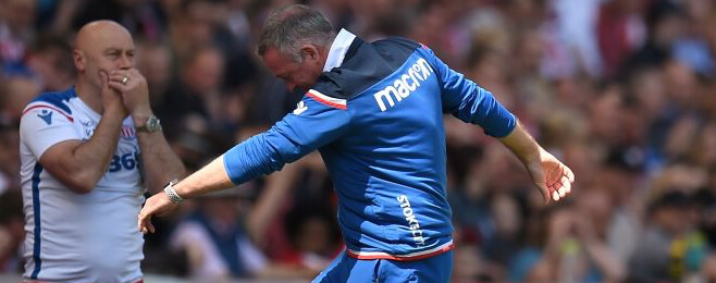Stoke City announce Lambert departure