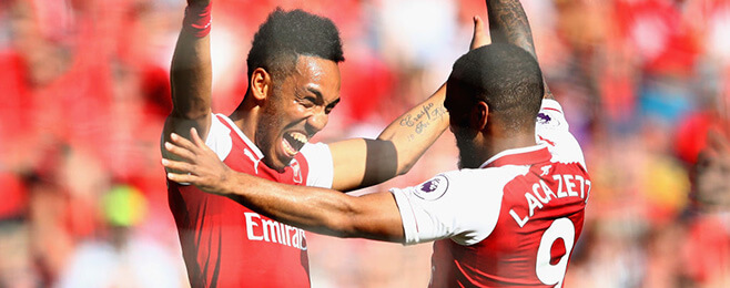 Arsenal storm into the top-10 form rankings after battering Burnley