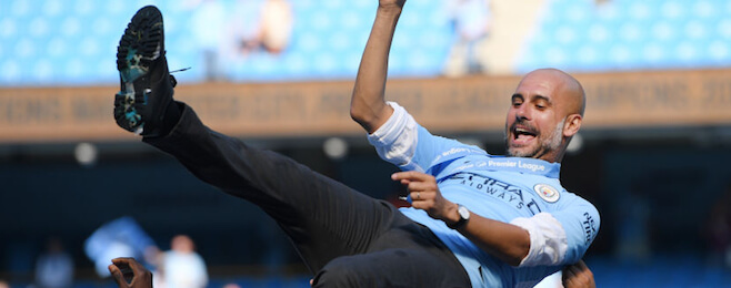 Guardiola commits to Manchester City