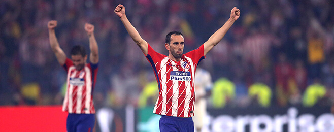 Juventus approach Atletico Madrid star