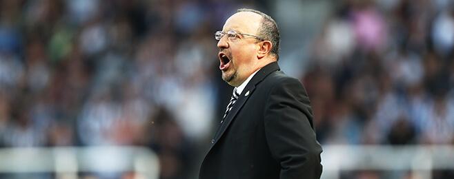 West Ham eye move for Newcastle manager Benitez