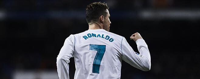 European Team of the Season: ST – Cristiano Ronaldo (Real Madrid)