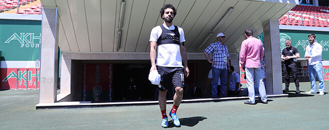 World Cup warm up: Egypt boosted by Salah return ahead of tough Uruguay match