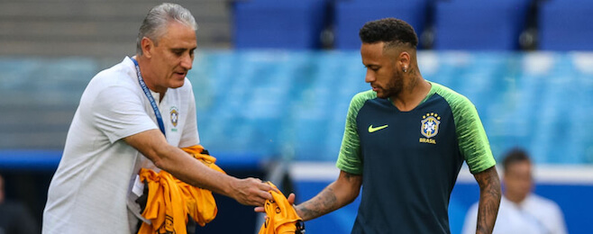 World Cup warm up: Brazil looking to take attacking game to the next level