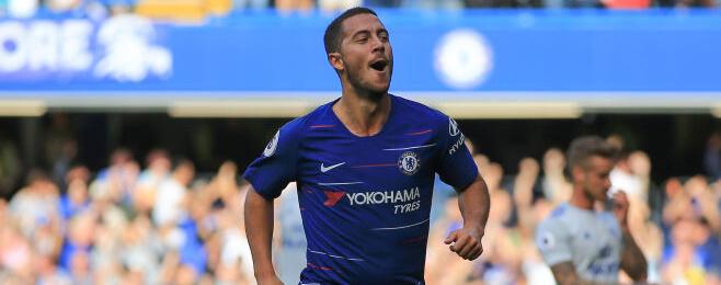 Premier League round-up: Chelsea sensation Hazard the star man in gameweek 5