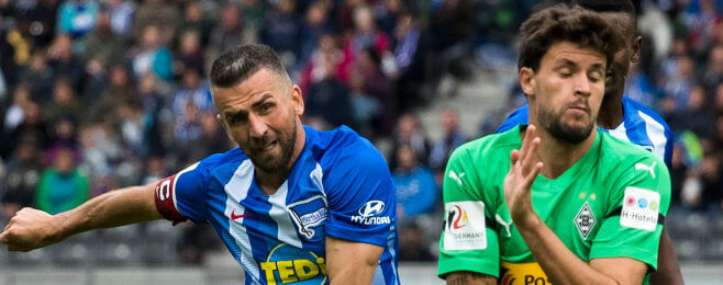 Bundesliga round-up: Experienced Hertha striker the star man in best XI