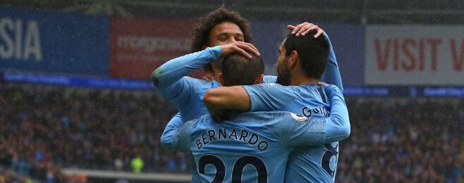 Premier League round-up: Manchester City star excels in 5-0 win at Cardiff