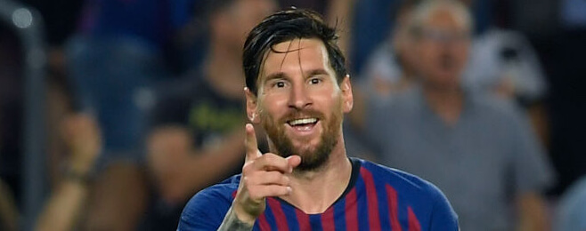 Champions League round-up: Messi lands perfect 10 as Barcelona triumph