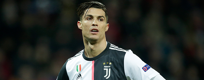 Revealed Cristiano Ronaldo Missses Out On Juventus Team Of The Decade