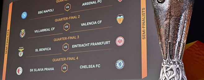 Assessing The Outright Europa League Winner Odds Following Quarter