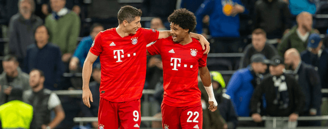 Bayern striker retains top spot in player form rankings