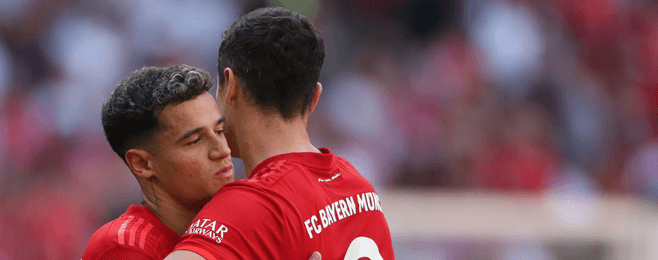 Big money Bayern pair make our Fanteam Champions League XI
